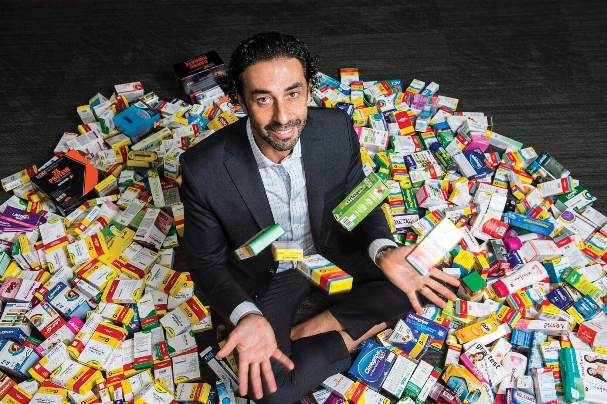 Fabricante de remédios cresce três vezes mais que o mercado