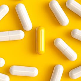 Imagem de cápsulas de remédios