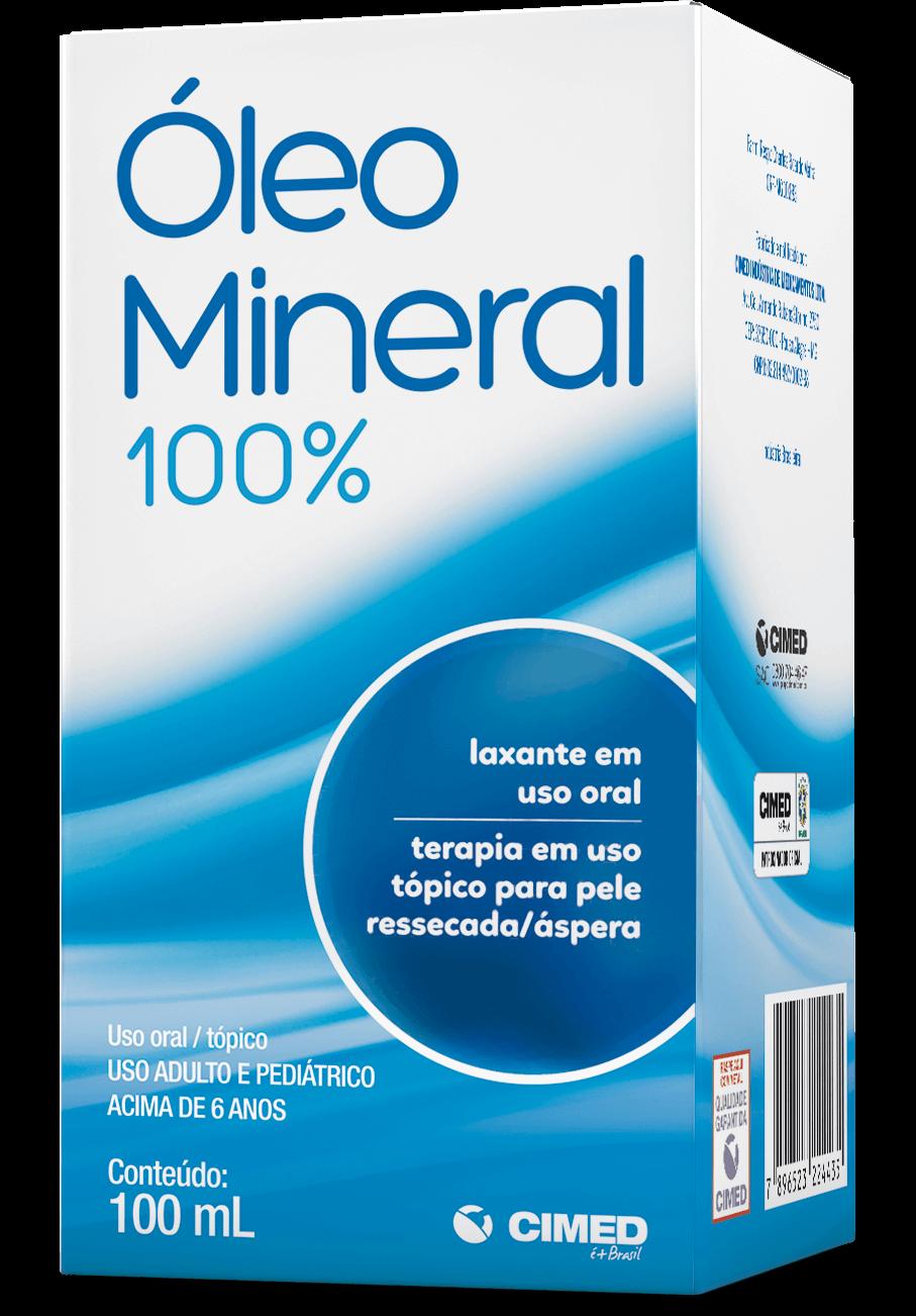 Imagem do produto Óleo Mineral.