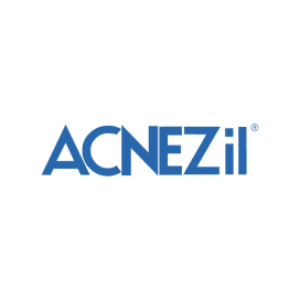 Logo do Acnezil.