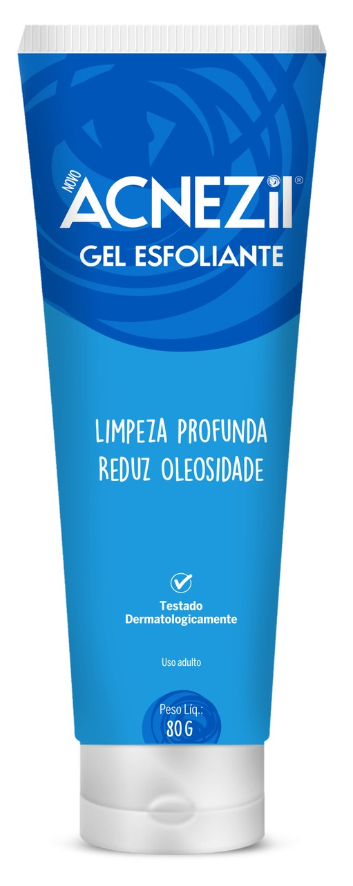 Imagem de embalagem Acnezil Gel Esfoliante