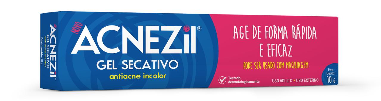 Imagem de embalagem de Acnezil Gel Secativo