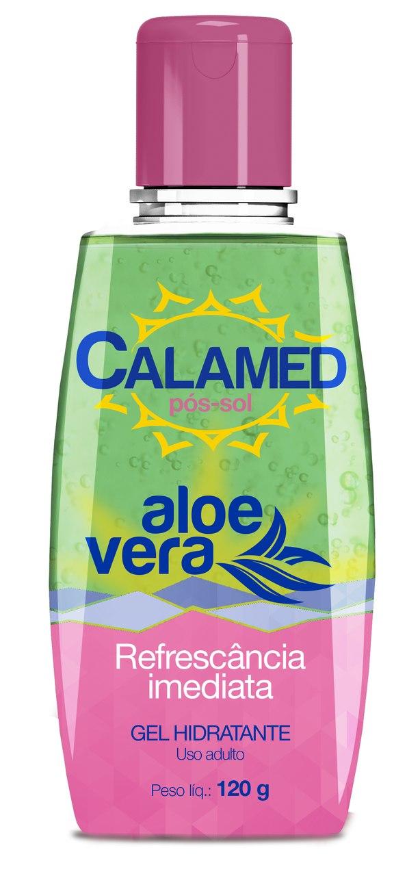 Imagem do produto Calamed Aloe Vera Gel Hidratante