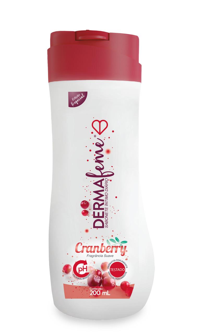 Imagem do produto Dermafeme Cranberry