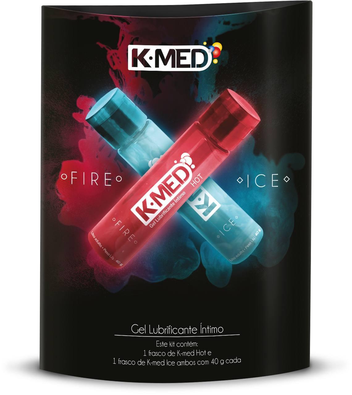 Imagem do produto K-Med Fire & Ice