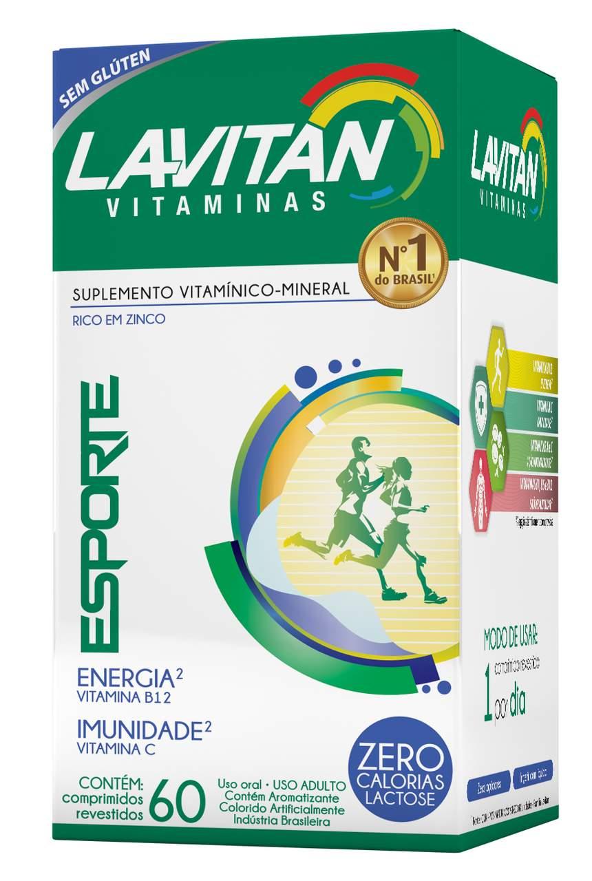 Imagem da Embalagem de Lavitan Esporte