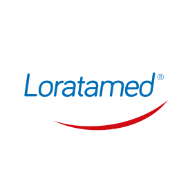 Logo do Loratamed.
