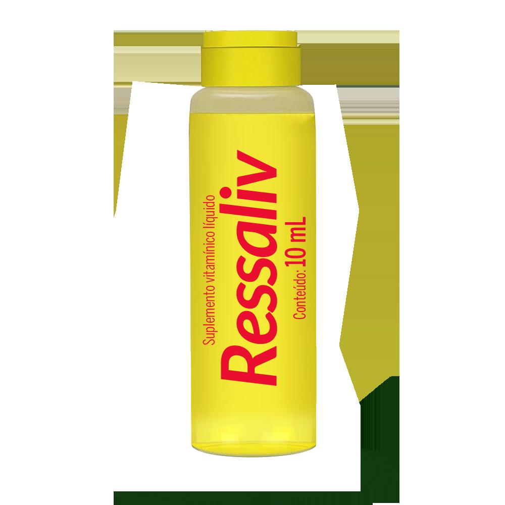 Imagem da embalagem do Ressaliv.