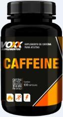 Imagem da embalagem do suplemento Voxx Caffeine