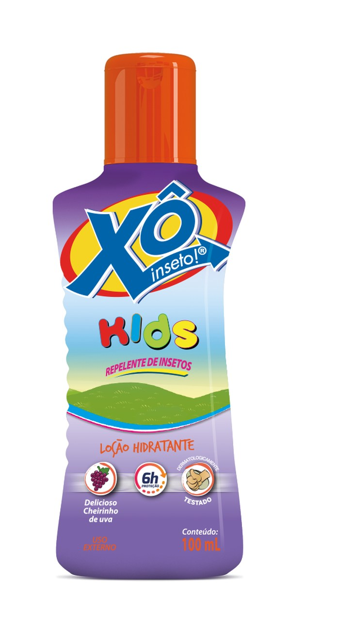 Imagem do produto Xô Inseto Kids Loção Hidratante