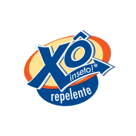 Logo do repelente Xô Inseto.