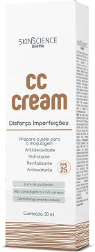 Imagem do produto SkinScience CC Cream