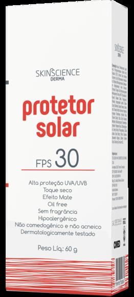 Imagem do produto protetor solar SkinScience FPS 30