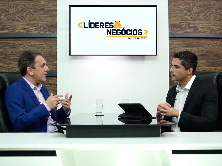 (Português) Líderes & Negócios – Entrevista com Amaraí Furtado |