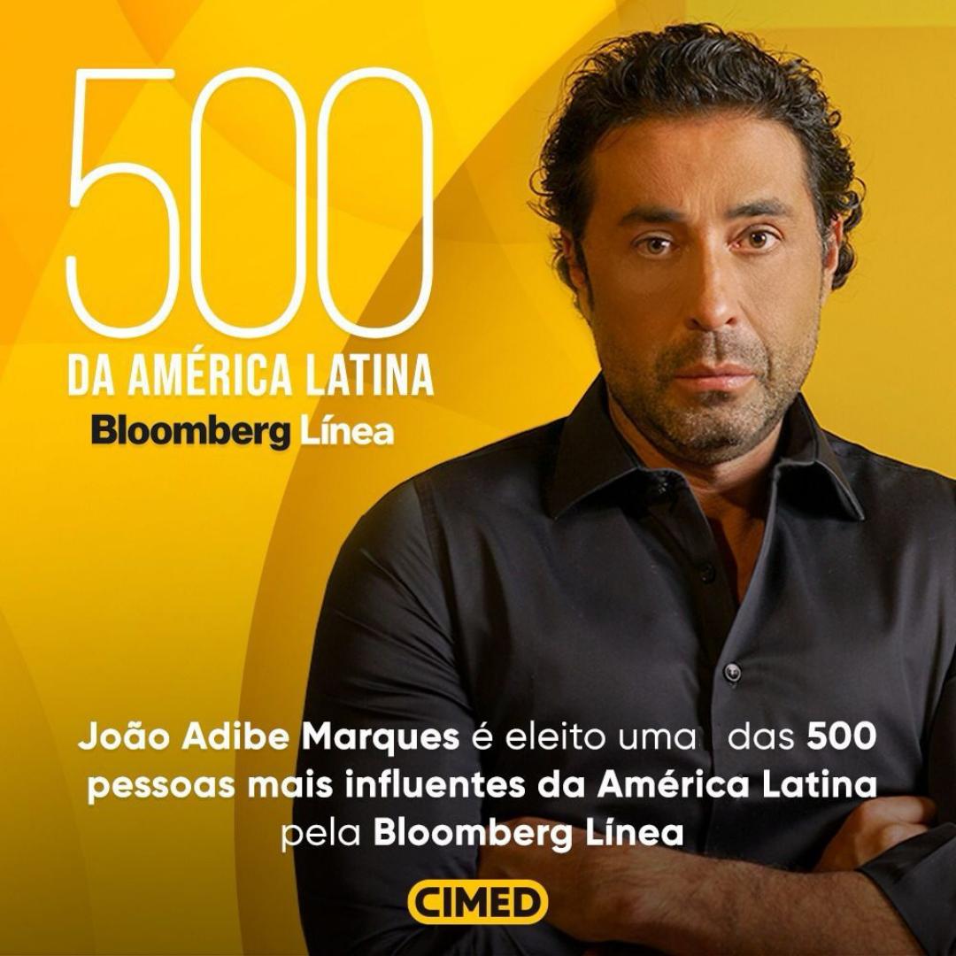 João Adibe Marques é eleito uma das pessoas mais influentes da América Latina